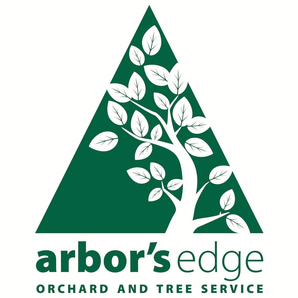 Arbor's Edge Orchard and Tree Service Logo